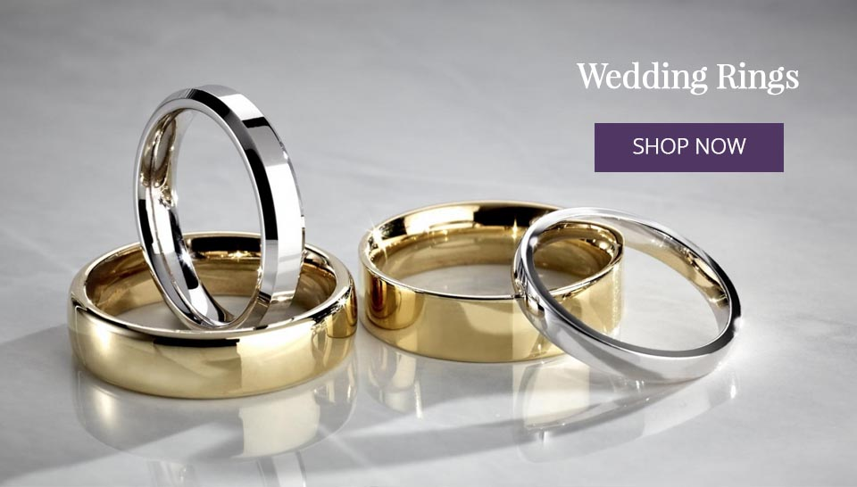 Welsh Wedding Rings by Trysor Jewellers